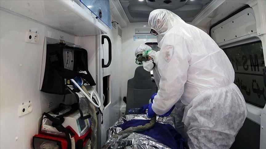 'Sağlık personelinde koronavirüse karşı bağışıklık oranı yüzde 4'