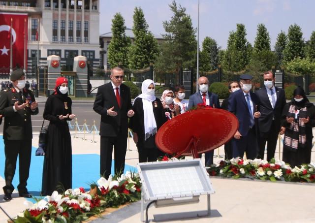 15 Temmuz için ilk tören Beştepe'de!