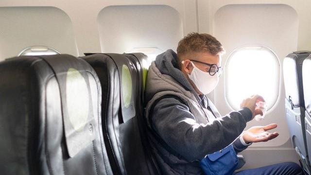 Uçakta koronavirüs bulaşma riskini azaltan formül!