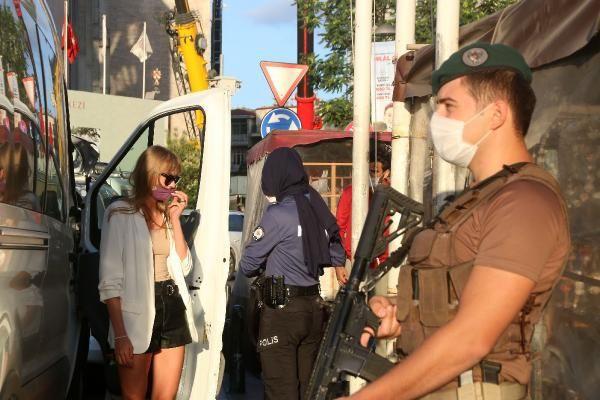 İstanbul'da 7. Yeditepe Huzur Denetimleri