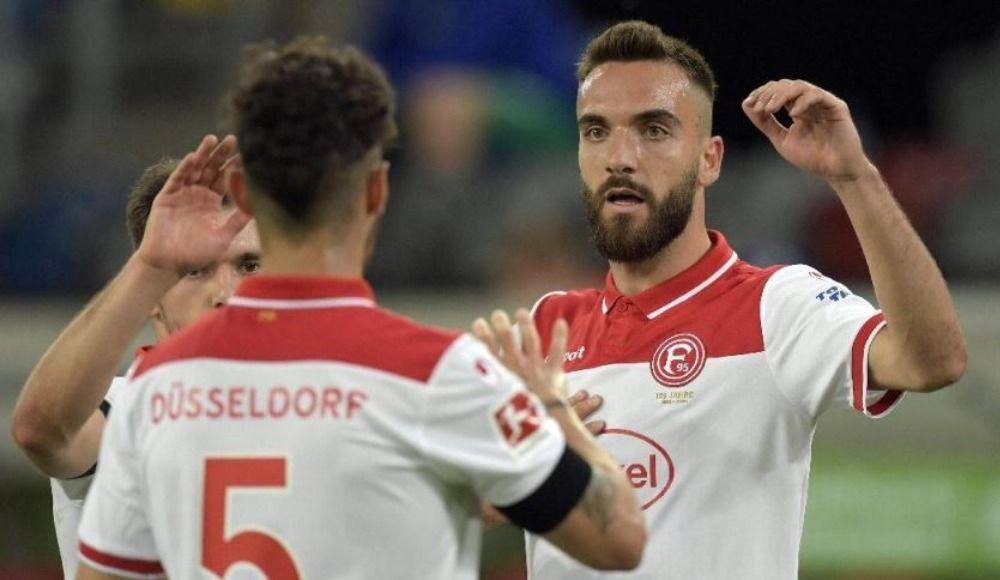Fenerbahçe'den 3 yıldız için Düsseldorf'a çıkarma!