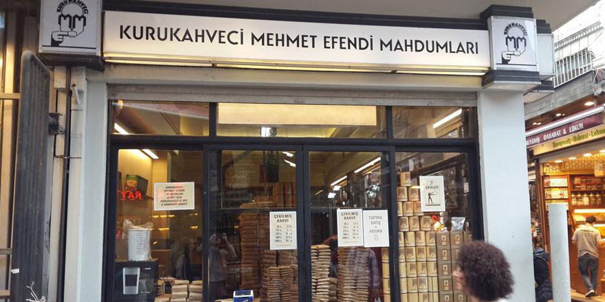 Kurukahveci Mehmet Efendi'den 15 Temmuz'da Atatürk'lü ilan