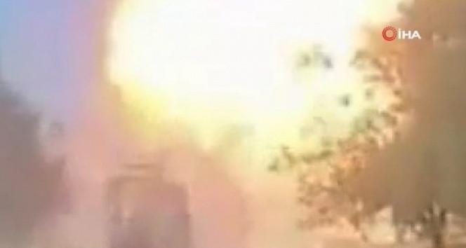 Türk - Rus devriyesine saldırıdan yeni görüntü!