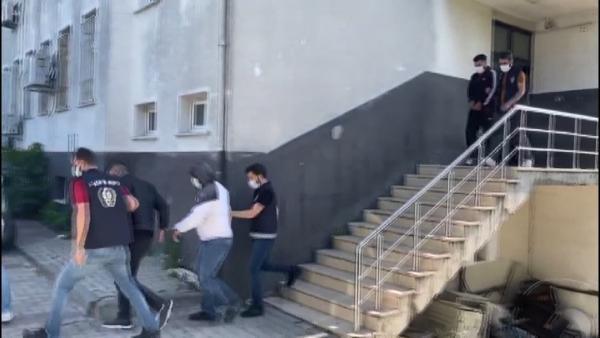 İstanbul'da terör estiren haraç çetesi çökertildi