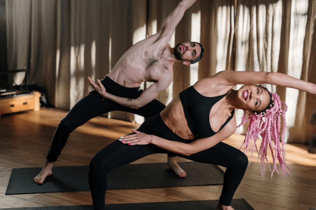 İşte yoganın cinsel yaşama 9 katkısı!