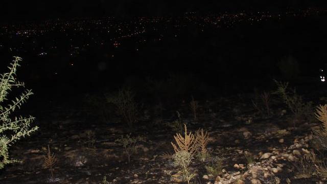 Havai fişek 23 hektar alanı yaktı!