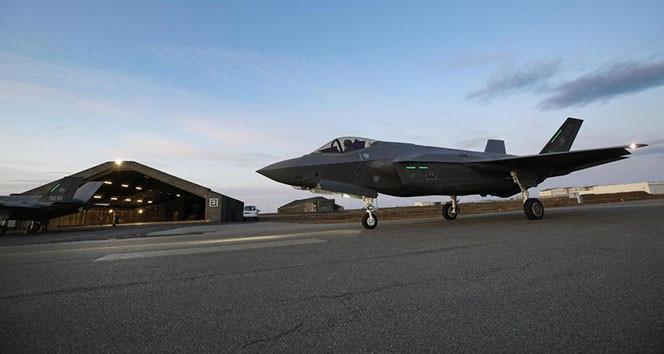 Türkiye, F-35'in sitesinden de silindi