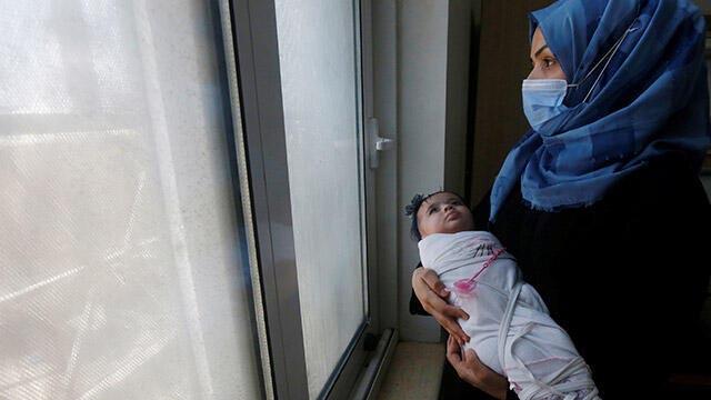 2 günlük bebek koronavirüs nedeniyle hayatını kaybetti