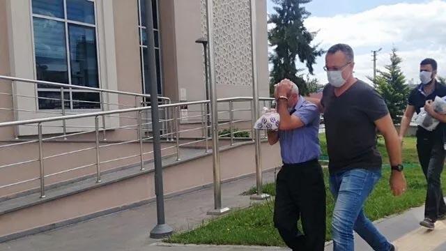 10 yaşındaki kız çocuğuna taciz eden sapık tutuklandı