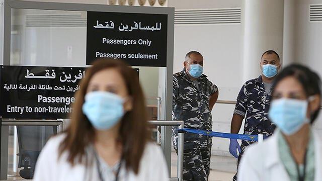 Arap ülkelerinde koronavirüs vaka ve can kayıpları artıyor