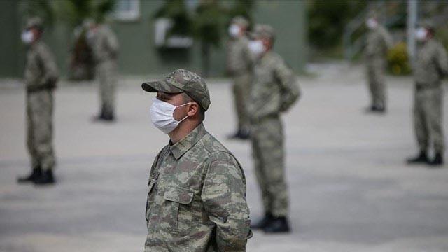 Burdur'da 6 askerde koronavirüs tespit edildi