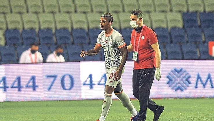 Galatasaray - Trabzonspor derbisi öncesi sakatlarda son durum!