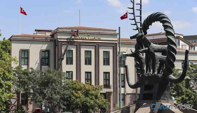 Ankara Valiliği'nden zamanlaması manidar yasak kararı!
