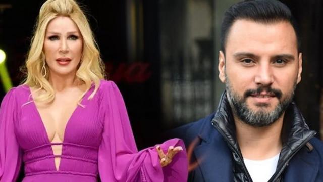 Seda Sayan ve Alişan'dan Erdoğan'a destek