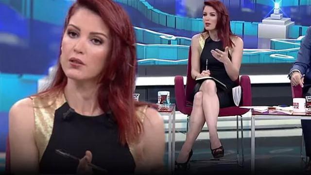 Nagehan Alçı'nın Tele 1 ve Halk TV yorumu sosyal medyayı salladı