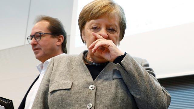 Almanya Başbakanı Merkel: Tarihin en zor durumundayız