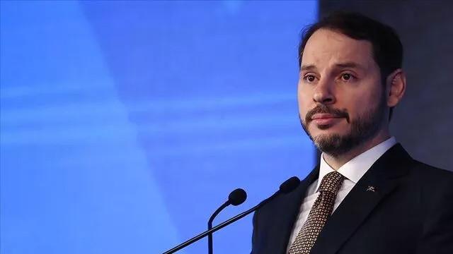 Bakan Albayrak: ''Hedefimiz yüksek katma değerli üretime devam etmek''