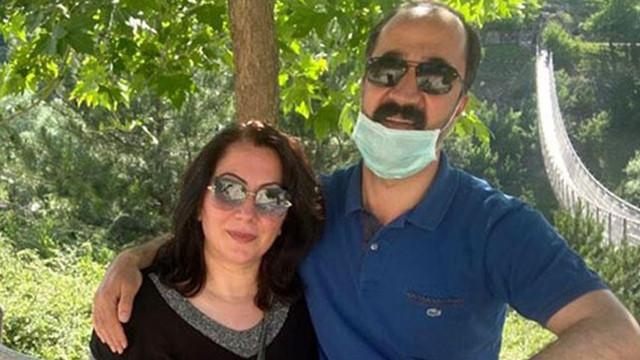 HDP'li Mensur Işık'ın eşi şiddet gördüğü iddiasıyla koruma talep etti