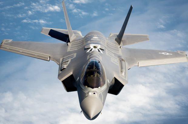 Türkiye'nin hakkı olan 8 F-35A savaş uçağı artık ABD ordusunun!
