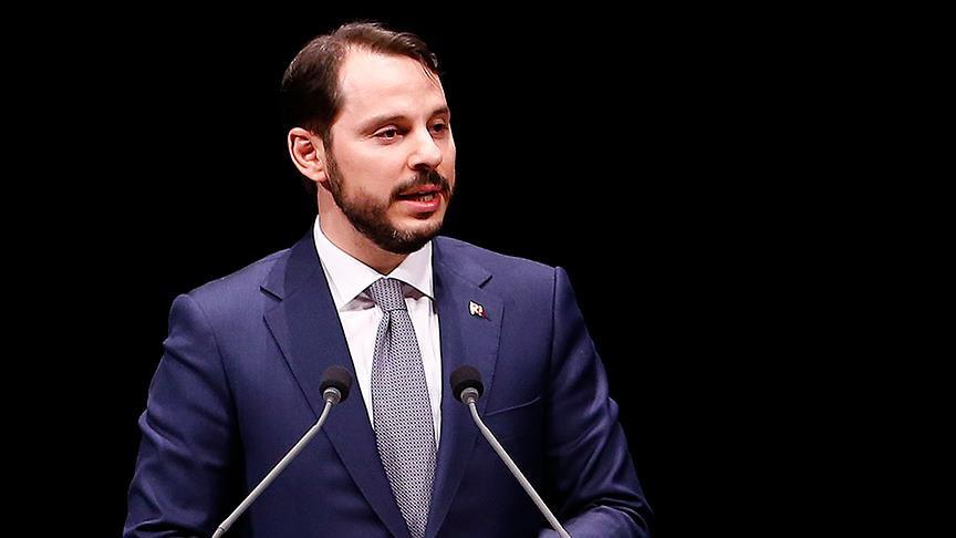 Bakan Albayrak: Hedefimiz güçlü bir Türkiye ekonomisi oluşturmak