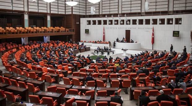 Yeni yargı paketi Meclis'ten geçti
