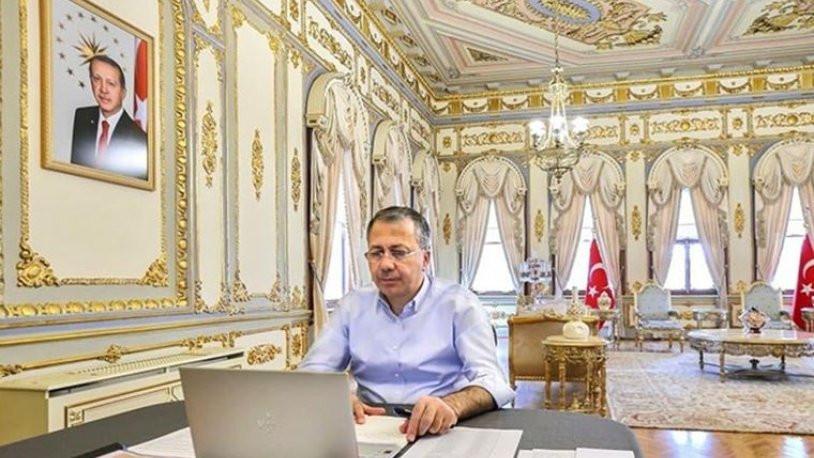İstanbul Valisi'nin makamına 3,3 milyon TL'lik tadilat!
