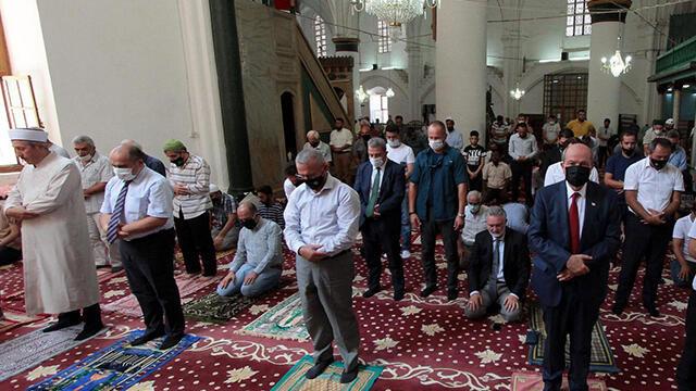 KKTC'de Ayasofya için mevlit ve dua