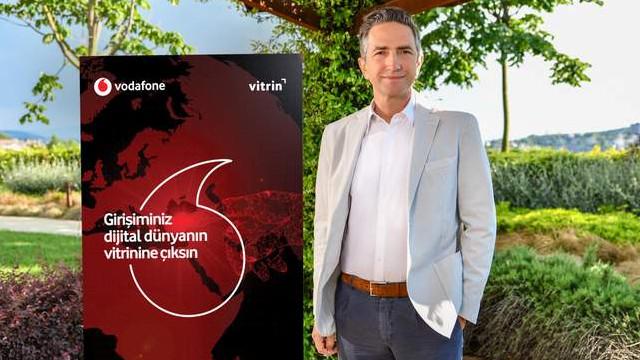 Vodafone'dan ''yerli startup''lara 1 milyon TL'ye kadar destek