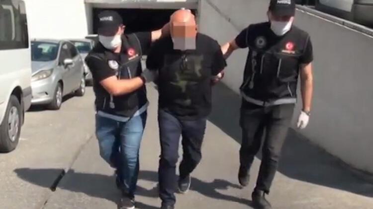 Kırmızı bültenle aranan uyuşturucu baronu İstanbul'da yakalandı