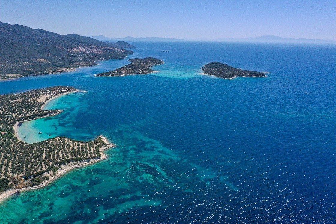 Türkiye'nin mavi ile yeşili buluşturan cennet koyları - Resim: 4