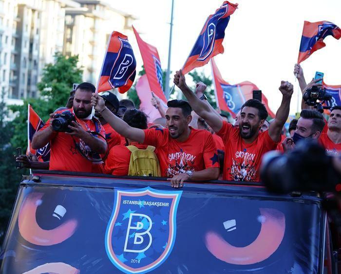 Başakşehir'de tarihi kutlama!