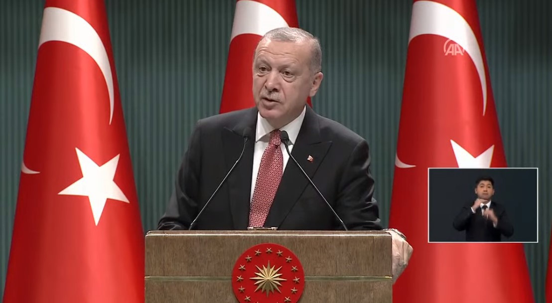 Bayramda kısıtlama olacak mı? Erdoğan'dan beklenen açıklama geldi
