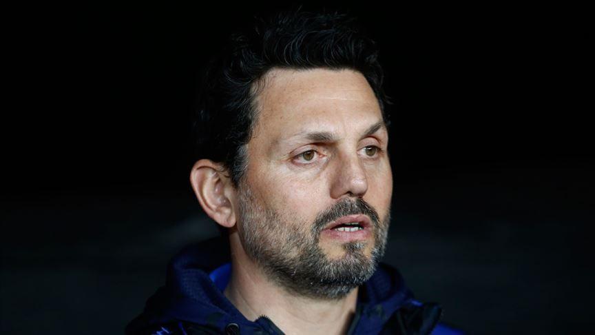 Fenerbahçe'nin yeni hocası Erol Bulut oldu