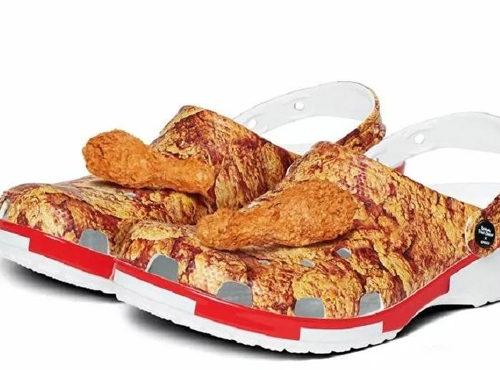 KFC'nin ''tavuk kokulu'' terlikleri yarım saatte tükendi