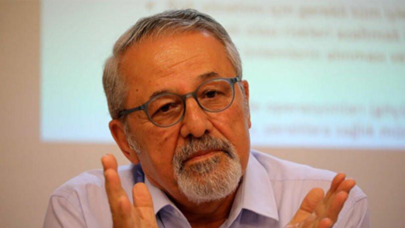 Prof. Dr. Naci Görür bu sefer de İzmir için uyardı