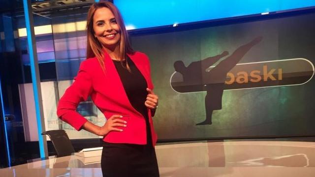 TRT'nin güzel spikeri kanala veda etti