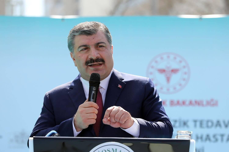 Türkiye'nin koronavirüs vaka tablosunda tepki çeken değişiklik