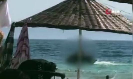 Denizde ''jet-ski''li tacizciye şikayet yağdı