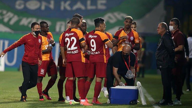 Galatasaray'da Onyekuru sonrası bir ayrılık daha!