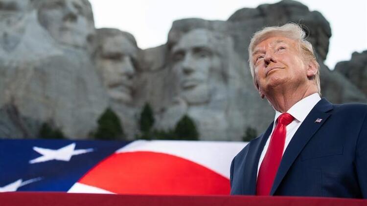 Trump'tan gövde gösterisi