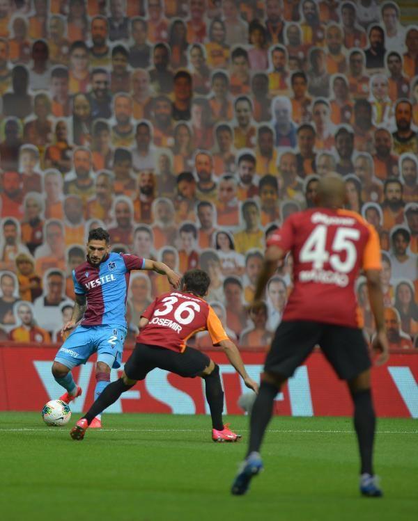 Trabzonspor, Galatasaray'ı yıktı!