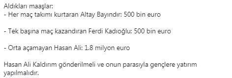 Fenerbahçe taraftarından Hasan Ali'ye flaş tepki!