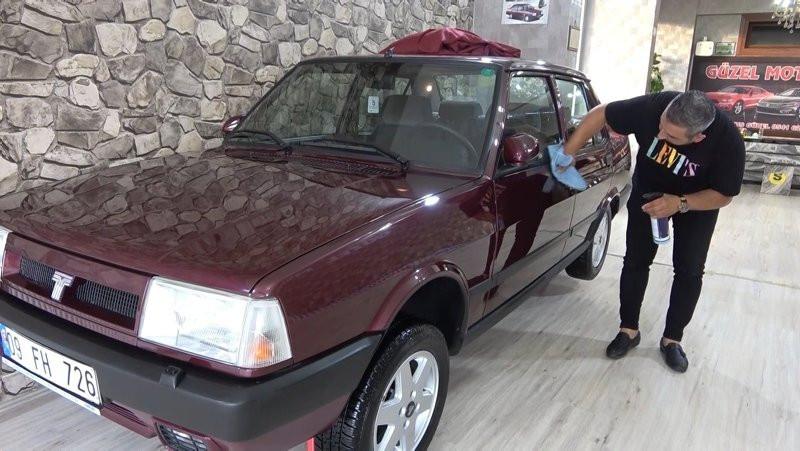 1997 model Doğan SLX'e 70 bin TL verdi