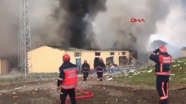Havai fişek fabrikasındaki patlamada ilk rapor çıktı!