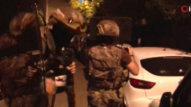 Yasa dışı bahis operasyonunda 36 kişi gözaltına alındı
