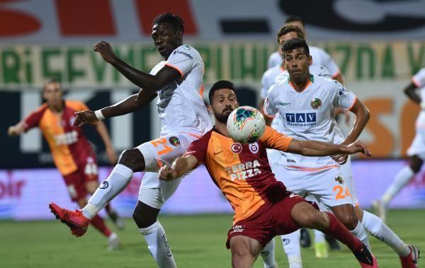 Galatasaray'ın galibiyet hasreti 7 maça çıktı