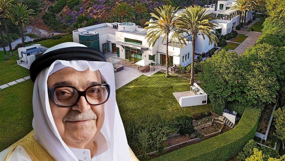 Arap milyarderin malikanesi 32,5 milyon dolara satışa çıkarıldı