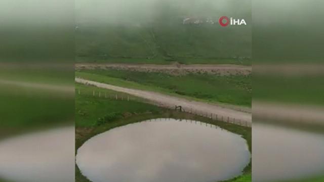 Bakan Kurum'dan ''Dipsiz Göl'' paylaşımı