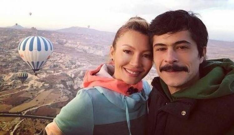 İsmail Hacıoğlu Merve Çağıran ile aşkını ilan etti