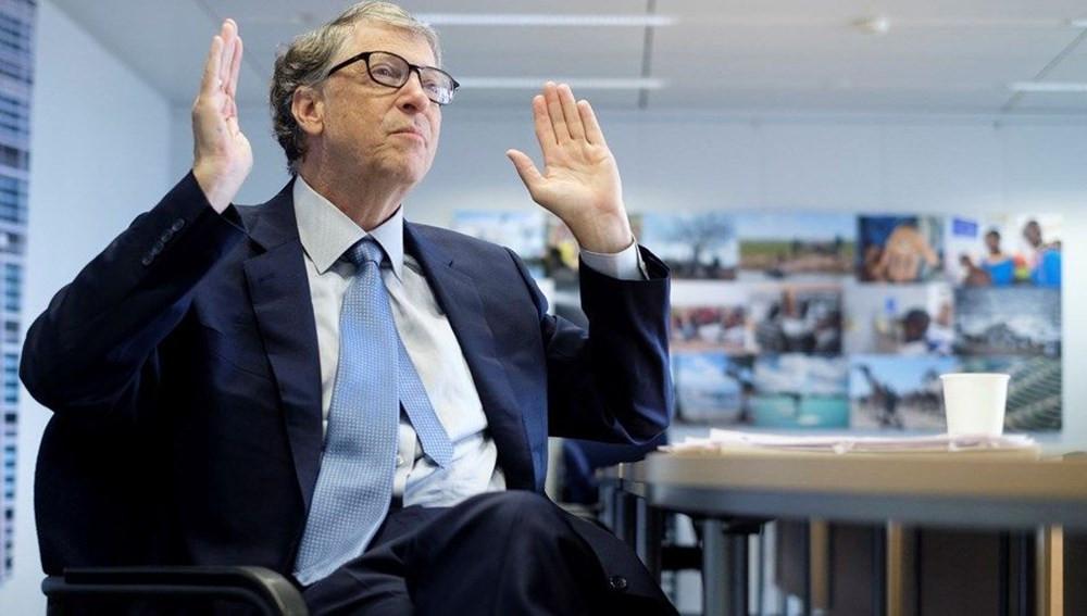 Bill Gates'ten TikTok açıklaması